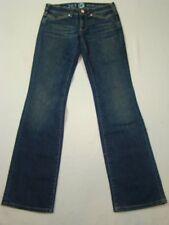NUEVO NFY 265 Bootcut Jeans Pantalòn de diseñador para mujeres denim azul SALE