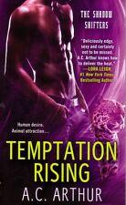 AC Arthur Temptation Rising The Shadow Shifters   Paranormal Romance  Pbk  NEW