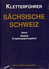 Kletterführer Sächsische Schweiz / Bielatal - Erzgebirgsgrenzgebiet / Rölke