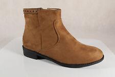 Top Or Stiefelette Stiefel,  Boots, Winterstiefel braun RV 8355 NEU!!