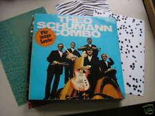 LP JAZZ Theo Schumann Combo per i giovani Amiga
