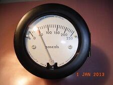 Analoge Pressure Gauge DWYER MINIHELIC II Druckanzeige max. 50PSIG