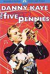 RARE! -- Danny Kaye in THE FIVE PENNIES ~ DVD ~ BRAND NEW IN SHRINKWRAP!