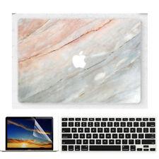 Striate Marble Case Keyboard Skin Screen Skin For Macbook Air Pro11 12 13 15