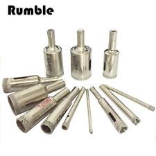 2 outils diamant carottes 3 mm à 28 mm percage pierre carrelage etc.....