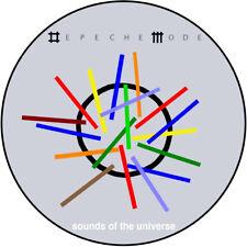 "Depeche Mode - Sounds of the Universe (2009) - 12"" Vinyl Record Clock"