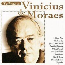 Tributo a Vinicius De Moraes CD