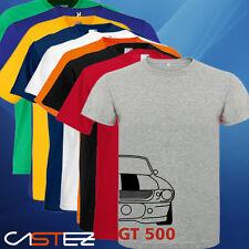 Camiseta coche clasico americano muscle car basado mustang gt500  ENVIO 24/48h