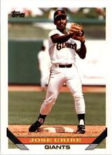 1993 Topps Baseball Base Singles #201-300 (Pick Your Cards)