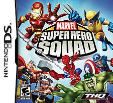 New, Sealed Marvel Super Hero Squad DS