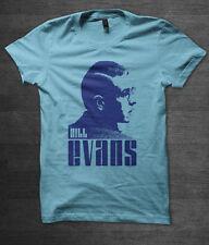 Bill Evans T Shirt Music Jazz coltrane Charles Mingus Miles Davis