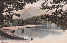 Postcard Silver Strand Loch Katrine UK