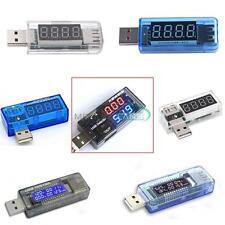 USB Charger Doctor voltmeter ammeter Amp Voltage Tester Detector Hot Sell M