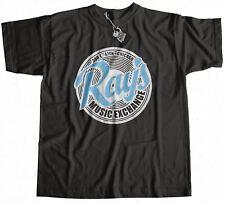 Intercambio de música rayos Camiseta 100% Algodón Premium Blues Brothers inspirado