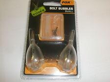 Fox Bolt Bubble Floats 2pk ALL VARIETIES Carp fishing tackle