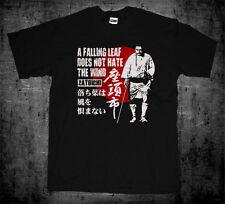 Zatoichi Blind Samurai Shintaro Katsu Japanese Samurai Movie Quote T-shirt