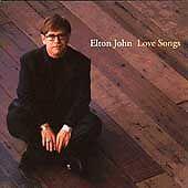 (HK401) Elton John, Love Songs - 1995 CD