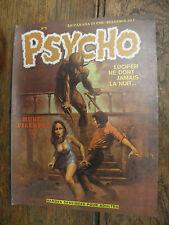 Psycho n° 3  / 1972 / Bandes dessinées pour adultes