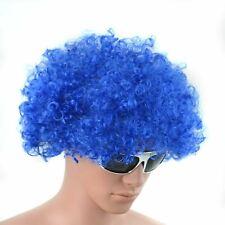 Afro Wig FANCY DRESS WIGS FUNKY DISCO CLOWN STYLE MENS/LADIES COSTUME 70S HAIR