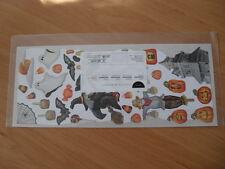 Creative Memories Aufkleber Halloween Aufkleberbogen Neu & Rar fotosicher