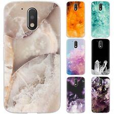 dessana Kristall TPU Silikon Schutz Hülle Case Handy Tasche Cover für Motorola