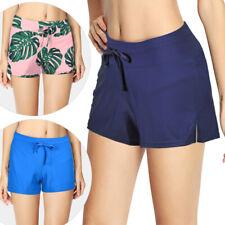 Women's Swimsuit Board Shorts Swimwear Bathing Suit Adjustable Tankini Bottom
