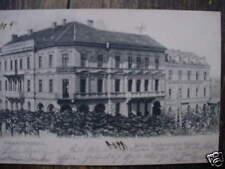 5254 AK FRANZENSBAD Hotel Erzherzogin Gisela 1905
