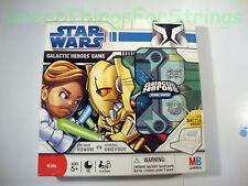 Star Wars Galactic Heroes Family Game Boardgame Hasbro Milton Bradley FULL Obi