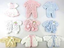 Baby Shower Newborn Party Room Wall Decor DIY Invitation Card Hand-knit Ornament