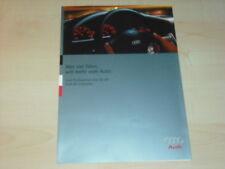 29147) Audi A6 Professional Line Prospekt 1995
