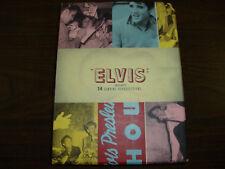 Elvis Box Set includes 14 genuine reproductions
