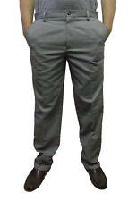 Dockers Men's D3 Comfort Khaki Flat Front Pants 9942690009 Gray