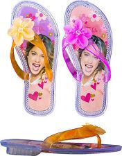 Disney Violetta Flip Sandalen für Kinder orange und rosa Schuhe Sommer Kids