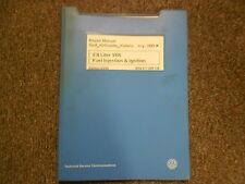 1993 94 1995 96 97 VW GOLF GTI JETTA CABRIO 2.8 VR6 Fuel Injection Manual OEM 93