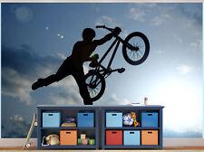 Vélo bmx rider photo papier peint mural (5036944) adolescent chambre wall art