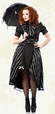 Lip Service Lolita Bones Gothic Steampunk Victorian EGL Visual Kei Bustle Skirt