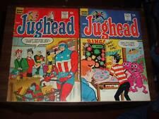 Jughead 132-300---lot of 10 comic books