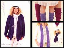 Sublime Cashmere Merino Silk DK patterns 6036-6042 £2.90 each