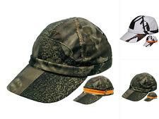 MFH Jägercap mit Leuchtstreifen Baseball Cap Schirmmütze Basecap Mütze S-XL