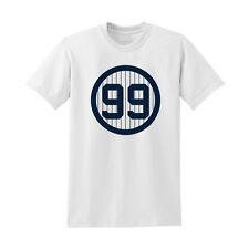 Aaron Judge Number 99 Shirt   Yankees Pinstripe 99 Shirt   NY Shirt 99