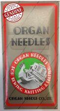 Organ HAx130EBBR Needles - BROTHER PR600, PR620 ,PR650, PR655, PR1000