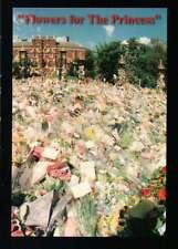 Flowers for Princess Diana, Kensington Palace --- Trading Card, Not a Postcard