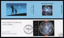 2009 Europa CEPT - Croazia - libretto Alpe Adria