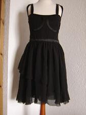 Original Versace for H&M Kleid Seidenkleid Dress Silk EUR 34 US 4  UK 8