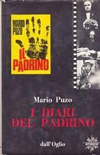 MARIO PUZO   I DIARI DEL PADRINO