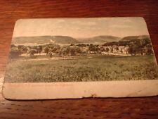 Peekskill, New York, southern gate to Highlands 1909