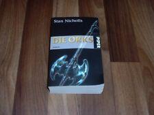 Stan Nicholls -- die ORKS  # 1 // Sie sind abgrundtief böse...