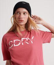 Superdry NYC Split Portland Organic Cotton T-Shirt
