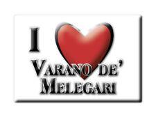 CALAMITA EMILIA ROMAGNA MAGNETE SOUVENIR I LOVE VARANO DE' MELEGARI (PR)
