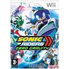 Sonic Riders: Zero Gravity (Nintendo Wii, 2008)
